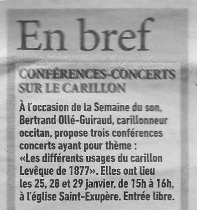 Direct Matin Toulouse du 24 janvier 2017